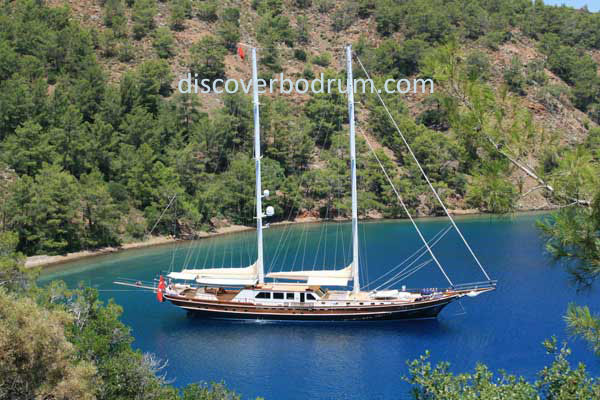 luxury gulet charters Turkey